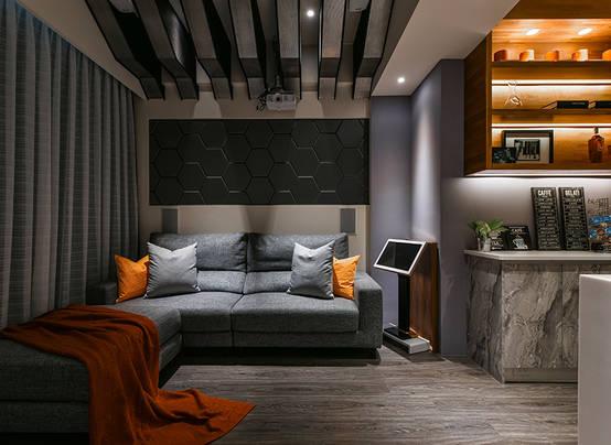 小空間反而更有型!7種小客廳設計靈感   homify