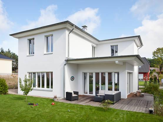 5 Casas Modernas De Dos Pisos Con Todos Sus Planos