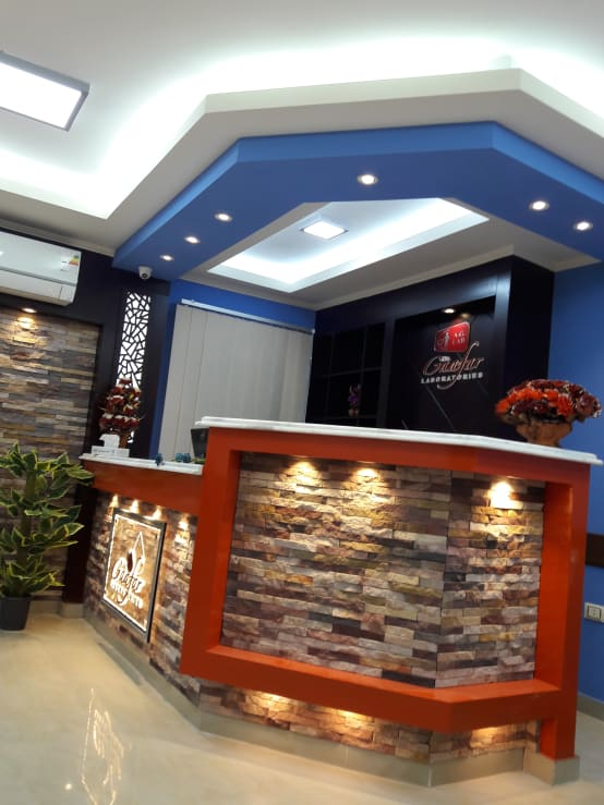 Homify for Bathroom interior designers in chandigarh