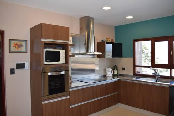 Muebles de cocina de base de aglomerado