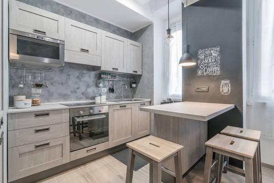 7 piccole cucine da vedere prima di ristrutturare la tua