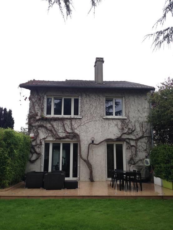 Avant apr s r nover et embellir la fa ade de sa maison - Renover facade de maison ...