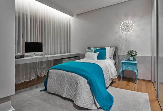 10 Gorgeous small bedroom designs