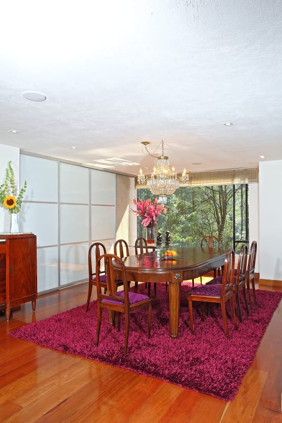 Renovación de un apartamento de 402 m2 en Bogotá   homify