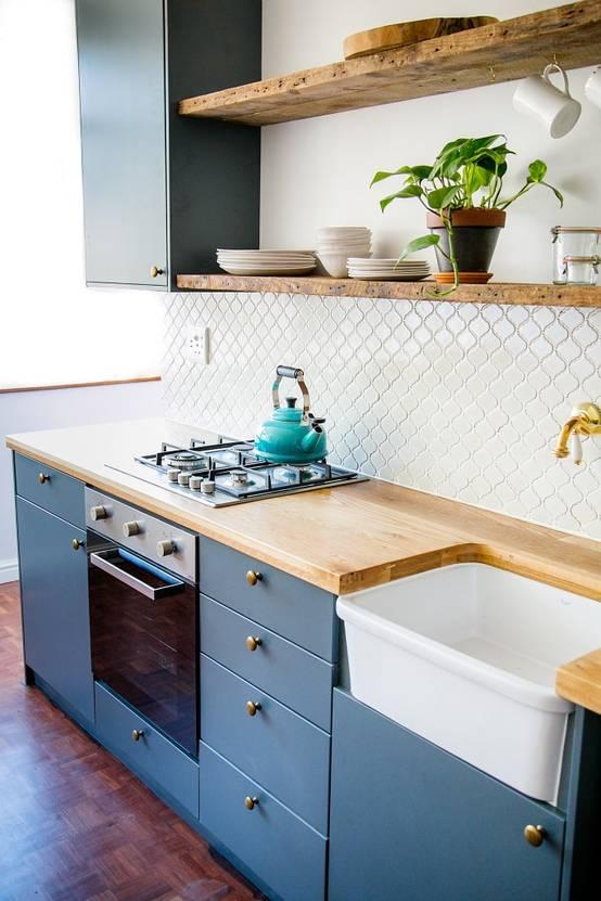 8 ideen f r deine k chenarbeitsplatte. Black Bedroom Furniture Sets. Home Design Ideas