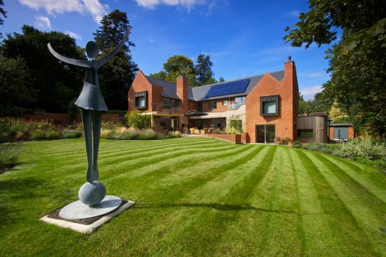 New luxury home in Henley-on-Thames