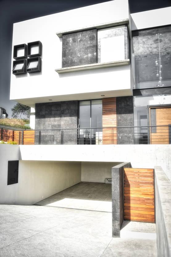Homify for Aggiunte garage per case in stile ranch