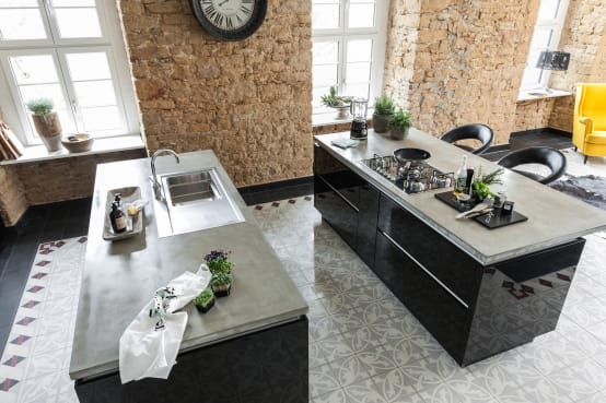 Arbeitsplatte in der Küche - 6 Material-Zusammensetzungen unter die Lupe genommen   homify