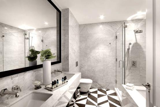 Why choose a marble bathroom design?