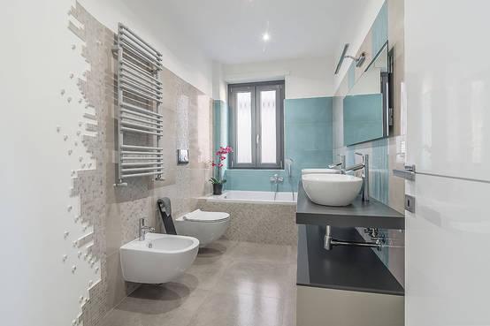 Dimensioni minime bagno cose da sapere per un bagno a norma - Dimensioni minime bagno in camera ...
