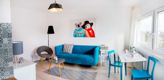 Homify - Raising a child in a one bedroom apartment ...