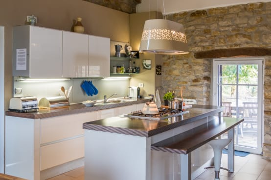 Cucina Classica E Moderna Insieme.Stile Rustico E Moderno Insieme 12 Esempi