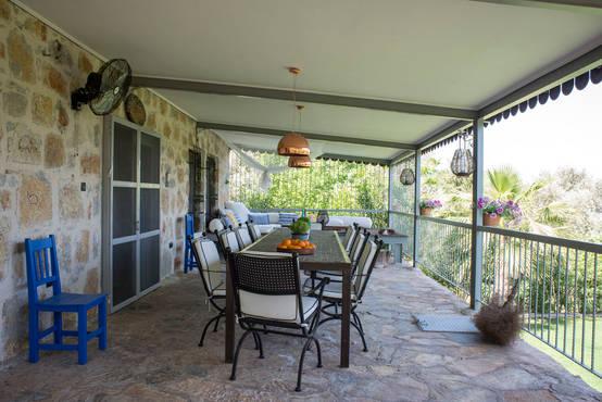 Yaz geçmeden balkonunuzu yeniden düzenleyin: Türk evlerinden 10 örnek fotoğraf!   homify