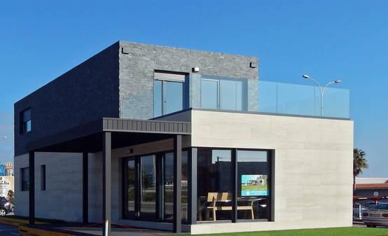 Una casa prefabricada en barcelona con todas las comodidades - Foro casas prefabricadas ...
