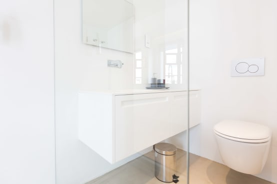 Style your small bathroom bigger in 9 steps | homify