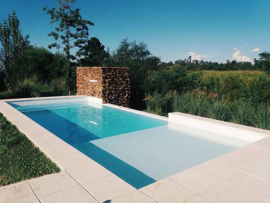 29 piscinas incr veis para quintais pequenos e grandes for Piscinas p 29 villalba