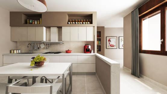 8 lavori in cartongesso da fare subito in casa - Lavori di cartongesso in cucina ...