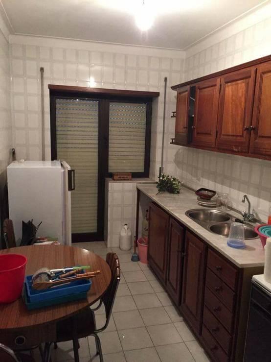 Renovasi Dapur Jadul Menjadi Dapur Modern