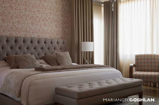 21 beautiful bedroom design ideas for couples for Beautiful bedrooms for couples