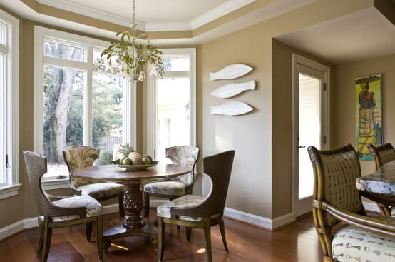 7 Beautiful Round Dining Tables Homify Flipboard