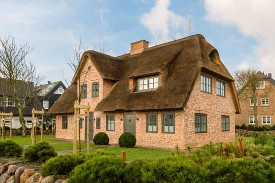 Wunderschönes Reetdachhaus mit traumhafter Einrichtung