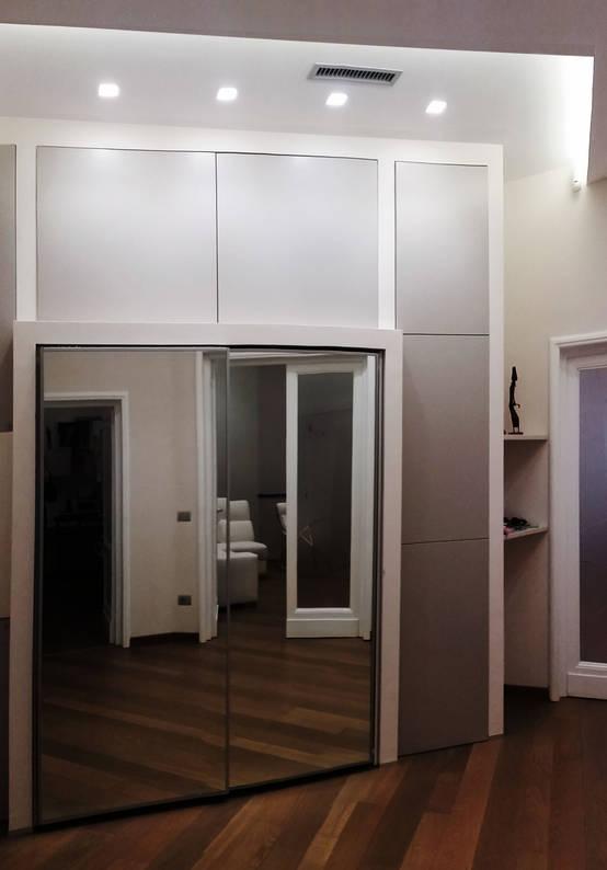 Armadi A Muro Moderni. Armadi With Armadi A Muro Moderni. Affordable ...
