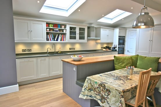 A busy Richmond family's amazing kitchen upgrade