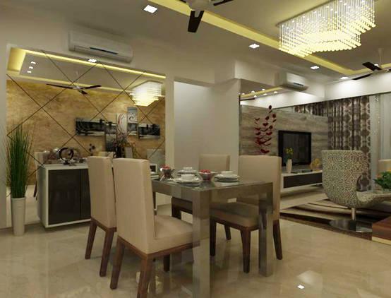 A gorgeous 3bhk apartment in Powai, Mumbai