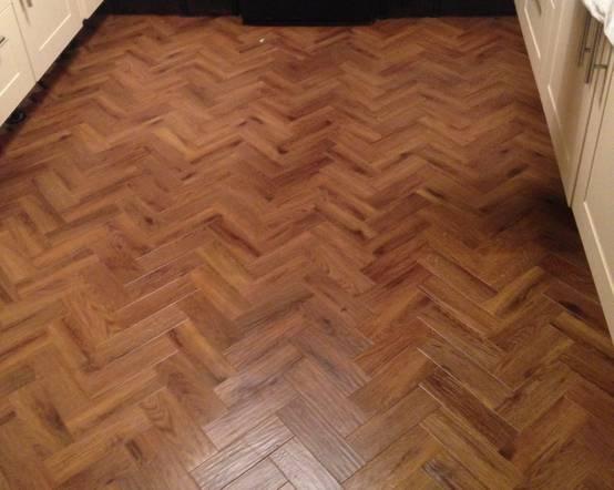 Kardean Oak Parquet Flooring
