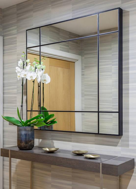 7 ottime idee per arredare un corridoio stretto e buio for Arredare corridoio stretto e corto