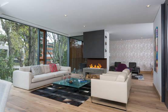 Como decorar una sala elegante y moderna 15 ideas que te for Como decorar un apartamento moderno