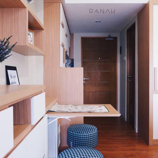 Sewa Lighting Studio Jakarta: 7 Tips Interior Apartemen Studio 21 M²