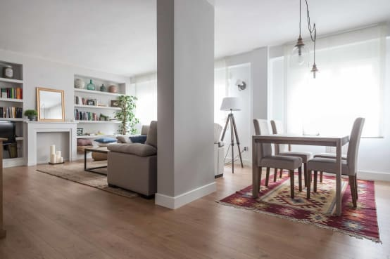 rugs for dining room table   Why adding a rug under dining table sets is a MUST   homify