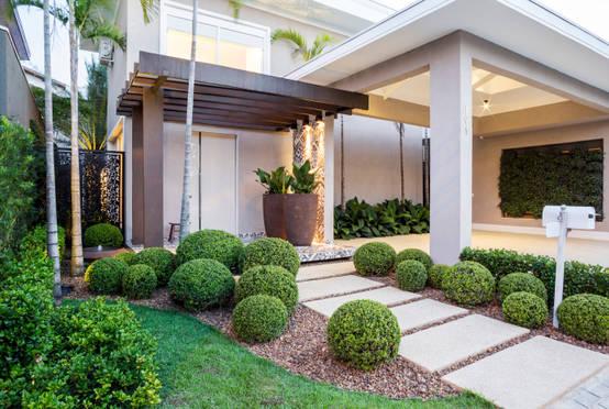 8 vialetti d 39 ingresso da far invidia al tuo vicino - Ingresso giardino ...