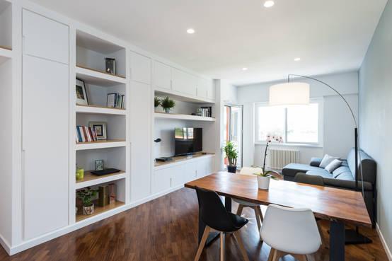 Progettazione e interior design appartamenti a roma for Interior design appartamenti