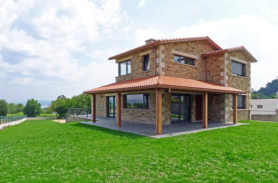 Una casa rustica perfetta per la periferia o la campagna for Progettando la tua casa perfetta