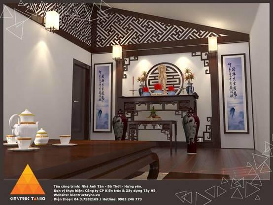 5 lưu ý phải nhớ khi đặt bàn thờ trong phòng khách để rước tài lộc vào nhà