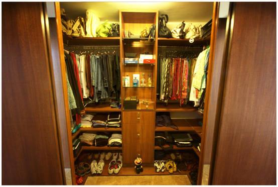 6 design tips for a custom-made closet