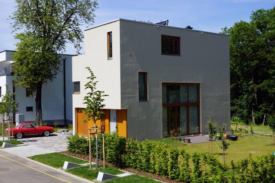 A 1948-sqft modern home of Bauhaus style | homify