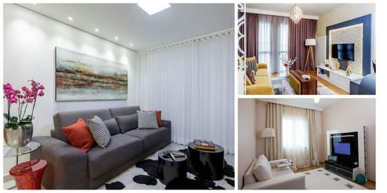 18 salas de estar peque as y muy bonitas for Salas muy pequenas