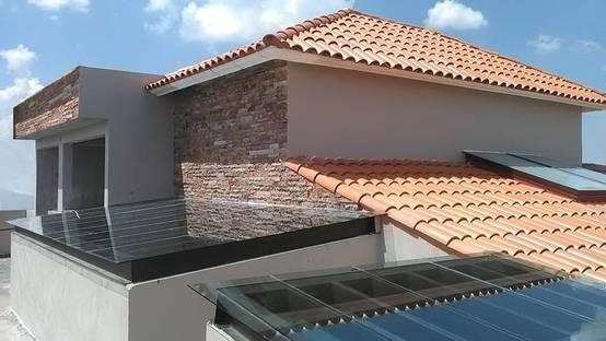 9 ideas de materiales para el techo de tu casa for Materiales para techos de casas
