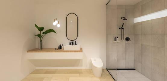 تصاميم الحمامات: 9 نماذج ملهمة