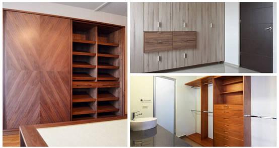 19 cl sets de madera para que te los haga el carpintero ya for Decoracion closet en madera