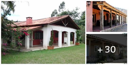 32 Casas Rusticas Bien Chilenas Te Roban El Corazon - Casitas-rusticas-de-campo