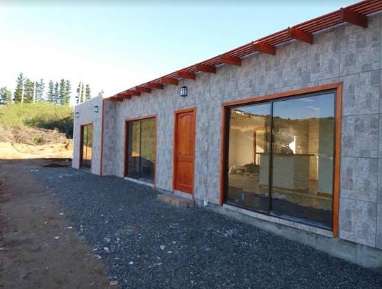 2 projetos de casas pr fabricadas simples e econ micas - Casas prefabricadas experiencias ...