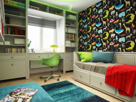 7 budget ideas for designing your child's small bedroom | homify