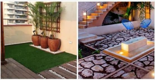 9 Tipos De Pisos Especiales Para La Terraza