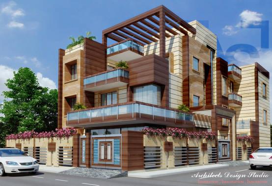 Homify for Architecture design company in delhi
