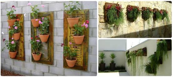 Casi 40 jardines peque os y econ micos para decorar tus for Jardines pequenos originales