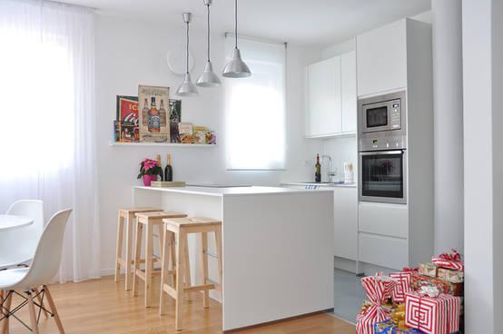 Una casa sencilla ¡pero lleno de estilo!